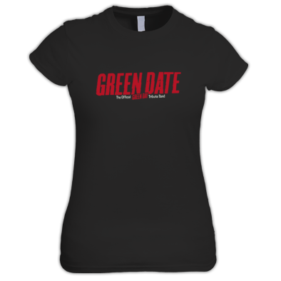 Green Date 2016 Ladies T Shirt