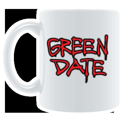 Green Date Logo Mug 2017