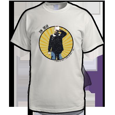 A Little Bit Dusty Logo Men's T-Shirt
