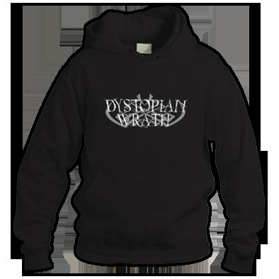 Dystopian Wrath Original Logo Hoodie