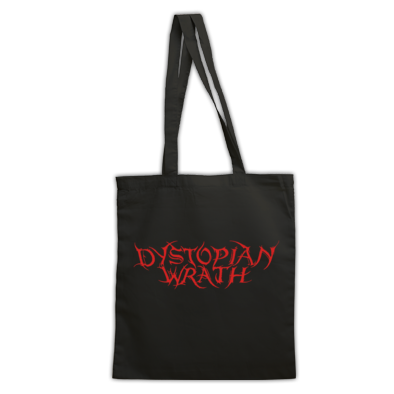 Dystopian Wrath Tote Bag