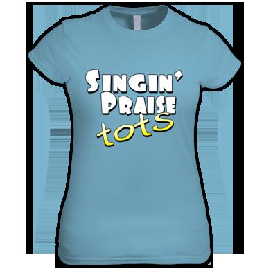 Singin' Praise Tots Logo