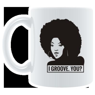 I Groove mug