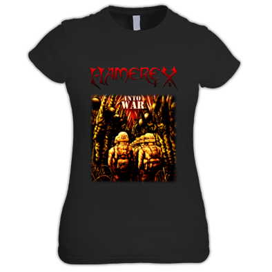 Into War Women's T-Shirt
