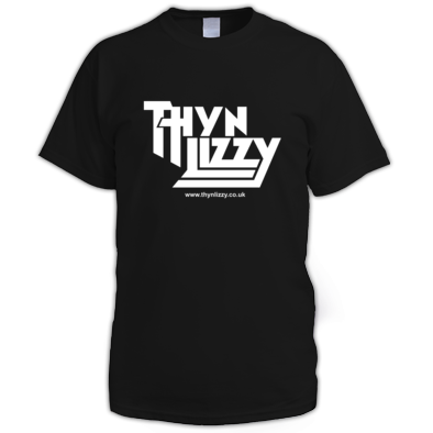 THYN LIZZY logo Men's T-shirt