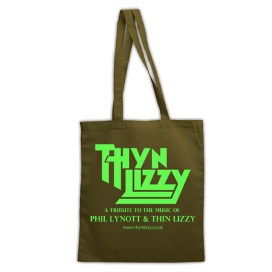 'Tribute' Logo Tote Bag