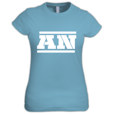 AN Logo t-shirt womens