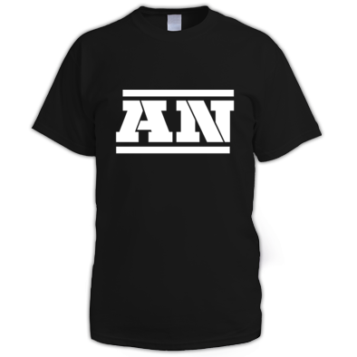AN Logo t-shirt mens
