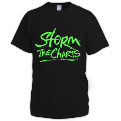 Storm The Charts Logo Mens