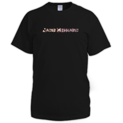 Jacob Messianic Stone and Gradient Logo