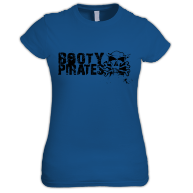 Booty Pirates Women's Shirt Logo 1