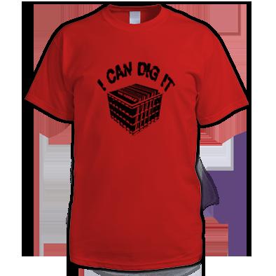 I Can Dig It (DJ Record Crate)