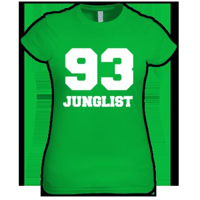 93 JUNGLIST 1993 Jungle Music Drum N Bass DJ MC