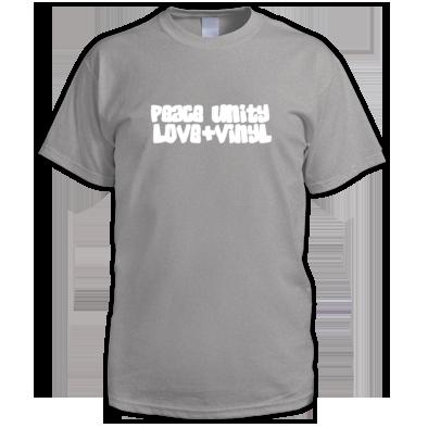 Peace Unity Love + Vinyl