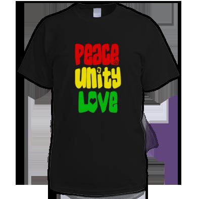 Peace Unity Love