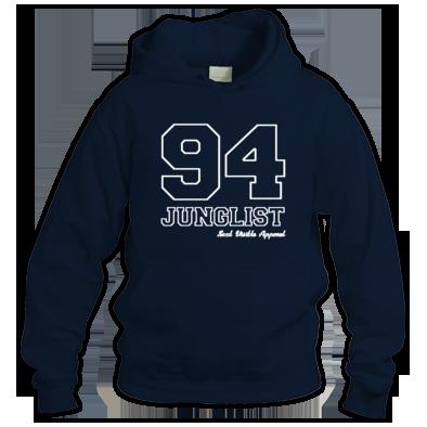 94 Junglist Outline