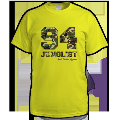 94 Junglist Camouflage