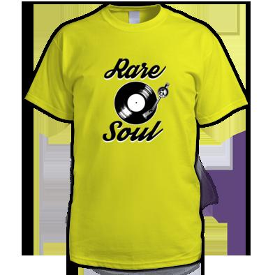 Rare Soul Music DJ tshirt