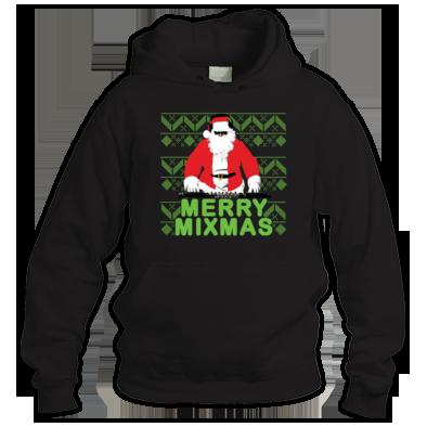 Merry Mixmas to the DJ Santa Father Christmas