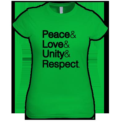 PLUR Peace & Love & Unity & Respect
