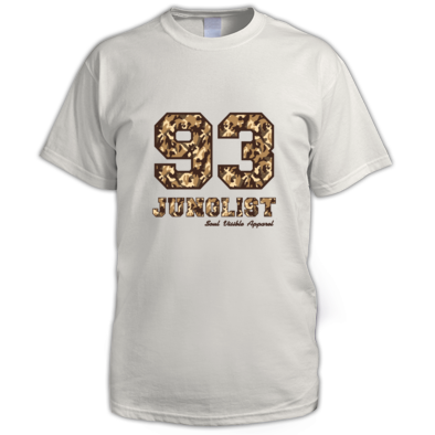 93 Junglist Camo Brown