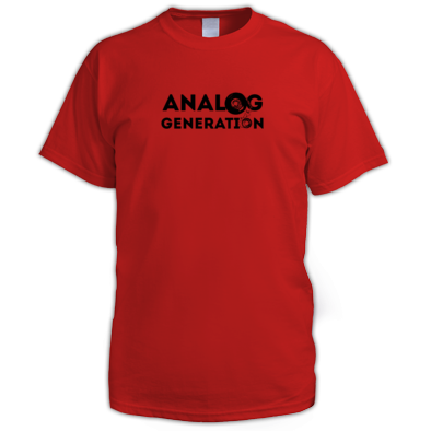 Analog Generation Tape Cassette Spool