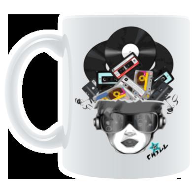 Retrohead Mug
