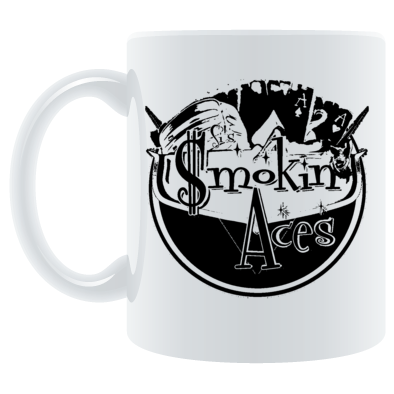 Negative stamp (mug)