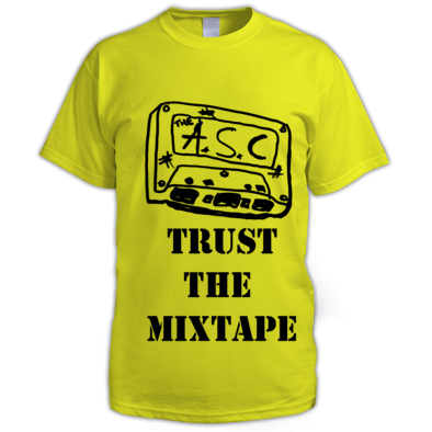 Trust the mixtape a.s.c tee
