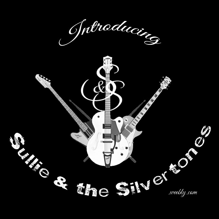 Sullie & the Silvertones Merchandise