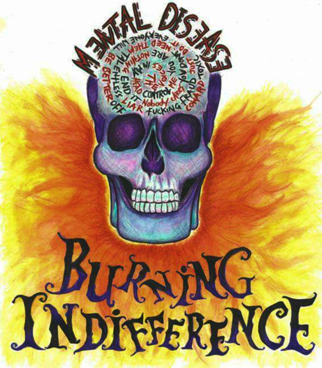 Burning Indifference