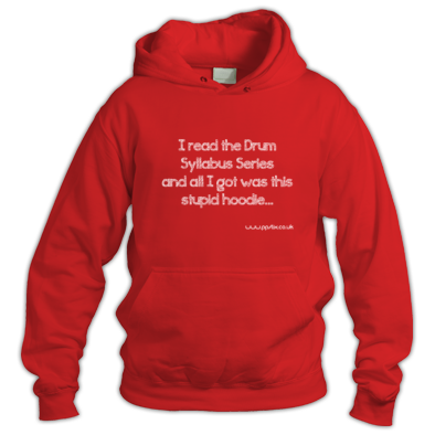 I Read DSS Hoodie With Web Address