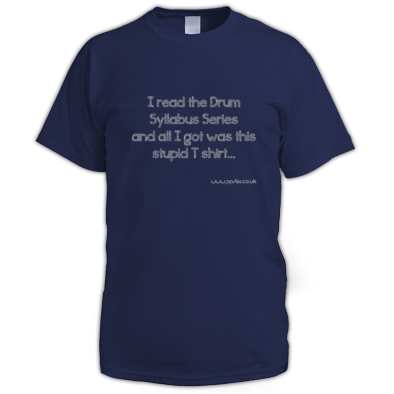 I Read DSS T Shirt With Web Address