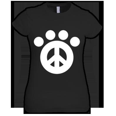 Cats Against The Bomb logo Womens TShirt