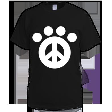 Cats Against The Bomb logo Mens TShirt