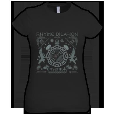 The Rhyme Dilation Coat of Arms Emblem Alchemy Apparel