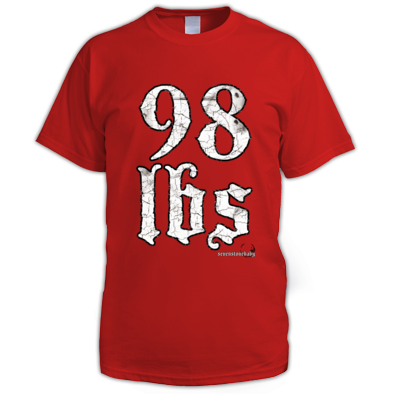 7stbaby 98lbs Mens T Shirt