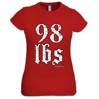 7stbaby 98lbs Womens T Shirt
