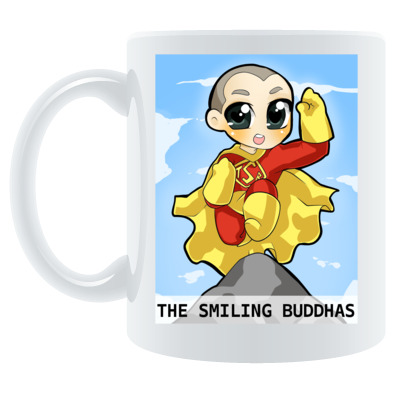The Smiling Buddhas TSB-Superhero