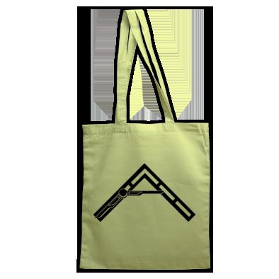 Arkhenatan Tote Bags, Various Colours - Arkhenatan Logo