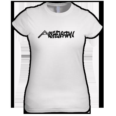 Arkhenatan Women's T-shirts, Various Colours - Arkhenatan Graf Logo