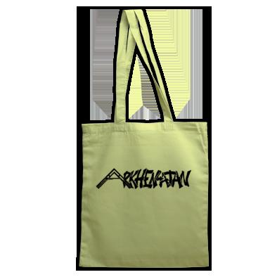 Arkhenatan Tote Bags, Various Colours - Arkhenatan Graf Logo