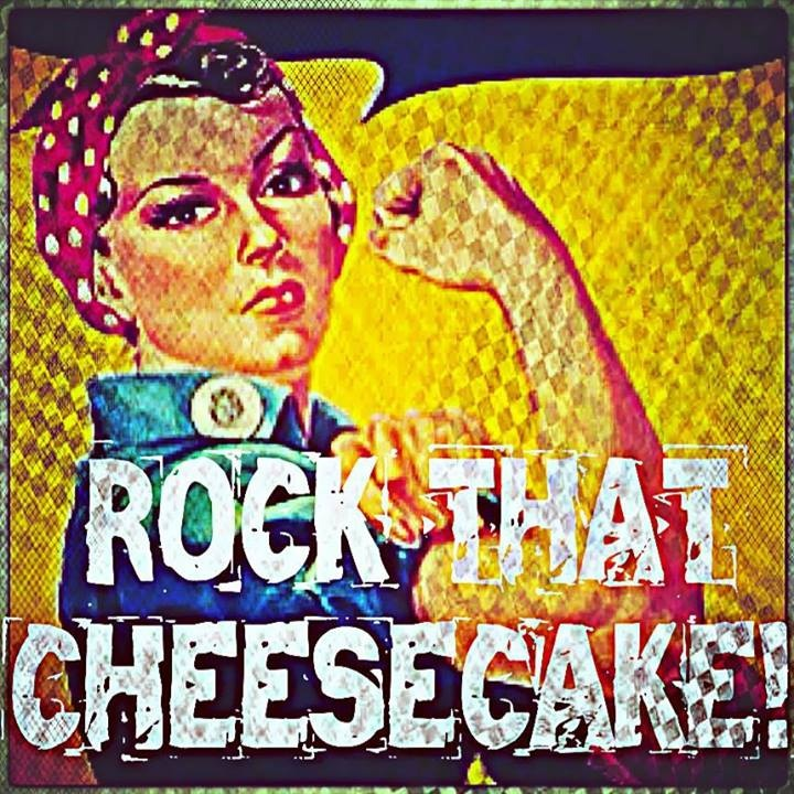 Rock that Cheesecake