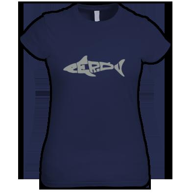 ladies' shark shirt 2k17