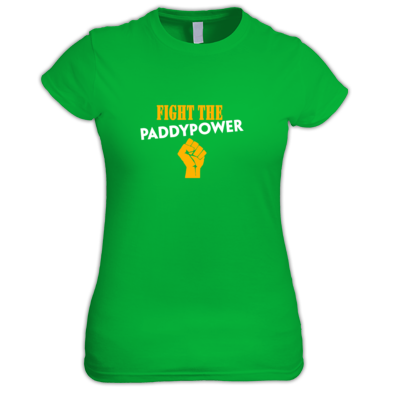 Fight The Paddy Power