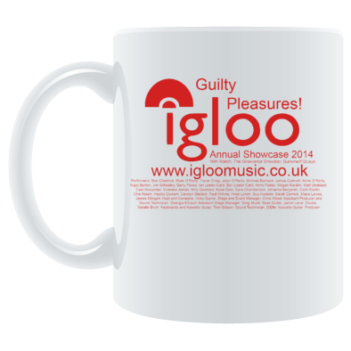 """Guilty Pleasures"" Commemorative Mug"