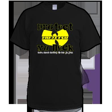 927a4579 Wu-Jitsu (Protect Ya Neck) LIMITED EDITION