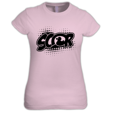 Ladies Sc@r T-Shirt
