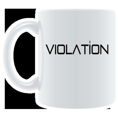 Violation Mug
