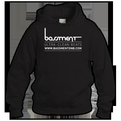 Bassment Ultra Clean Logo Hoody